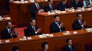 Ehrgeizige Ziele in Peking