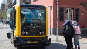 Positive Bilanz für autonome Busse