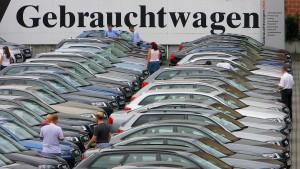 Die Lust auf ein fabrikneues Auto ist deutlich gesunken