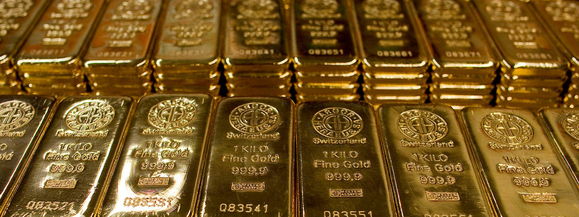 Deutschland ist Vizeweltmeister im Goldkaufen