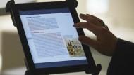 Das Buch wird zum Verräter: E-Book-Erstkontakt auf der Buchmesse