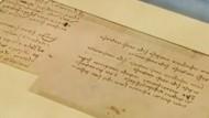Da-Vinci-Schrift entdeckt
