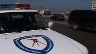 Libanons Autofahrer lernen sicheres Fahren