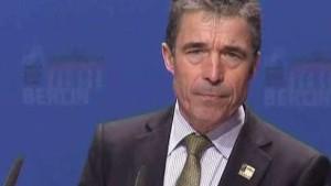 Nato nennt Bedingungen für Ende der Luftschläge