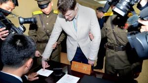 """""""Nordkorea hat Warmbier ermordet"""""""