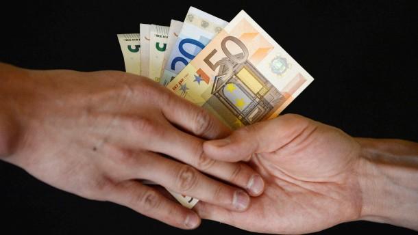 Kein Nachlassen im Kampf gegen Korruption