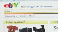 Ebay will Internet-Käufer besser schützen