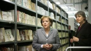 Merkel wollte Marianne Birthler als Bundespräsidentin
