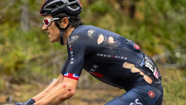 Topfavorit Thomas steigt beim Giro aus