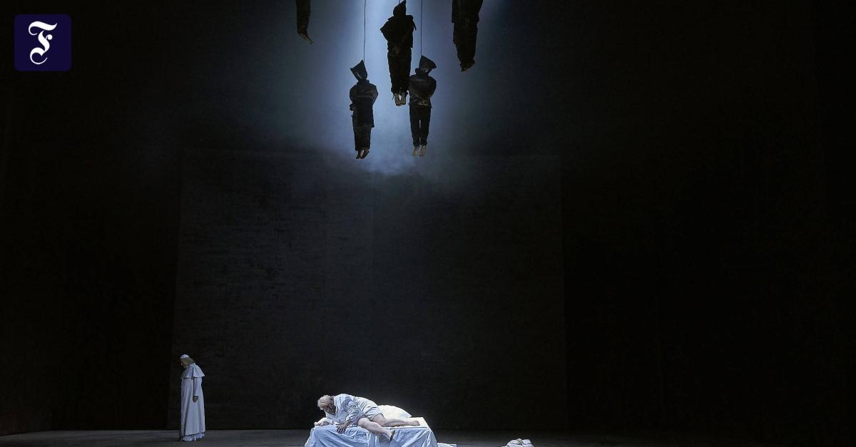 """Verdis Oper """"Don Carlos"""" in Stuttgart: Musik, die in die Seele schneidet"""