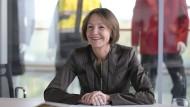 Bettina Volkens (55) ist im Lufthansa-Vorstand für Personal zuständig