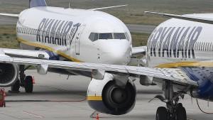 Ryanair bricht das Nachtflugverbot am häufigsten