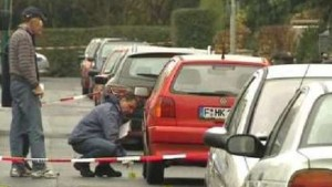 Ein Toter bei Schießerei in Frankfurt