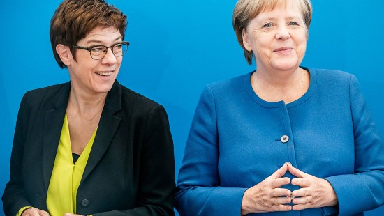 CDU-Präsidium stimmt für Grundrente