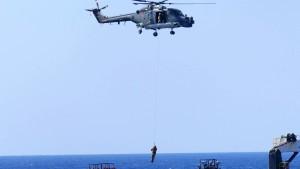 Deutsche Marine stoppt Lieferung für Haftar-Rebellen