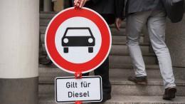 Vorerst keine Dieselfahrverbote in Frankfurt