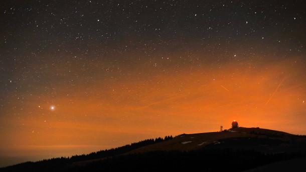 Wo die Sicht auf die Milchstraße noch frei ist