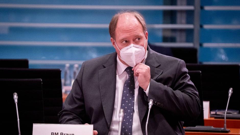 Gewagter Vorstoß: Kanzleramtsminister Helge Braun (CDU)
