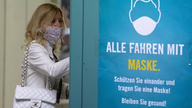 Zahl der Neuinfektionen bleibt niedrig