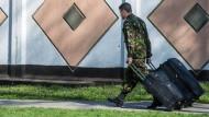 Ukraine zieht Militär ab