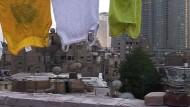 Kairos Dächer sind das Zuhause für die Armen
