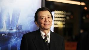James Hong bekommt endlich einen Stern auf dem Walk of Fame
