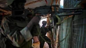 Hilfe für die Bundesrepublik Somalia