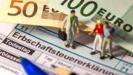 Werden die Erbschaftsteuerrichtlinien im Sommer 2019 überarbeitet und ergänzt? (Symbolbild)