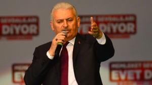 Wahlkampfauftritte türkischer Politiker weiterhin erlaubt