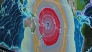 Tsunami überflutet Samoa: Mehr als 120 Tote
