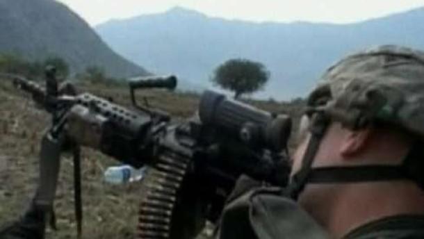 Nato will 7000 zusätzliche Soldaten entsenden