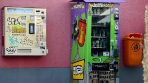 Polizei demontiert Trierer Cannabis-Automaten
