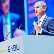 Vorstandschef Frank Mastiaux will 14.000 Mitarbeitern ein E-Auto zur Verfügung stellen.