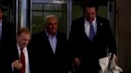 Dominique Strauss-Kahn zieht um