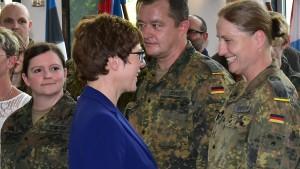Ist der Zustand der Bundeswehr die neue Abschreckung?