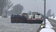 Dauerfrost hat Deutschland weiter im Griff