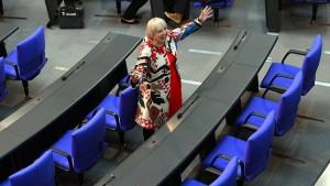Dein Bundestagsabgeordneter, das unbekannte Wesen