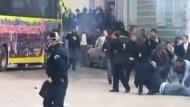 Straßenschlachten im Südosten der Türkei