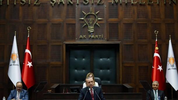 Österreich fordert härtere Gangart gegenüber Ankara