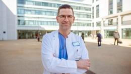 Mit 40 Jahren an die Uni, mit 50 Jahren Anästhesist