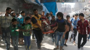 Die Völkerschlacht von Aleppo