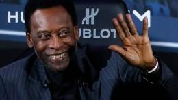 Fußballstar Pelé wird 80