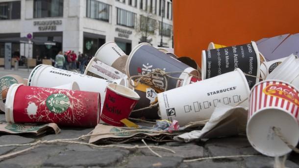Höheres Bußgeld für Müllsünder