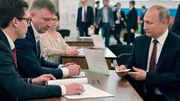 Verluste für Kreml-Treue Kandidaten