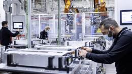 """""""Von 2025 an werden alle neuen Fahrzeug-Architekturen rein elektrisch sein"""""""