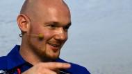 Alexander Gerst kann sich Reise zum Mars vorstellen