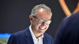 Domenicali wird neuer Formel-1-Chef
