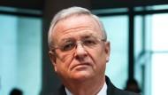 Trat im Herbst 2015 als Vorstandschef von Volkswagen zurück: Martin Winterkorn.