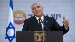 Jair Lapid bildet erfolgreich Koalition in Israel