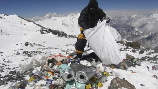 Das Ende des Müllbergs